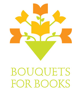 Bouquets for Books Logo